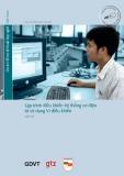 Chương trình Mô đun đào tạo nghề Cơ điện tử - MD 10: Lập trình điều khiển hệ thống cơ điện tử sử dụng vi điều khiển