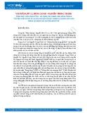 Tổng hợp 3 bài phân tích - So sánh Chủ nghĩa anh hùng trong truyện ngắn Rừng xà nu của Nguyễn Trung Thành và Những đứa con trong gia đình của Nguyễn Thi