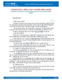 Tổng hợp 8 bài soạn truyện ngắn Rừng xà nu của Nguyễn Trung Thành