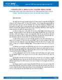 Tổng hợp 4 bài phân tích chân dung tập thể anh hùng làng Xô Man trong truyện ngắn Rừng xà nu của Nguyễn Trung Thành