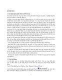Bài giảng Tin học văn phòng - ĐH Thủy lợi