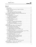 Bài giảng Hải dương học - Nguyễn văn lai