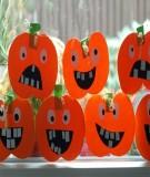 Cách hóa trang Halloween từ giấy cực dễ dàng