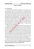 Khóa luận tốt nghiệp: Thực trạng kế toán tập hợp chi phí và tính giá thành sản phẩm xây lắp tại công ty TNHH Việt Đức