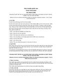 Tiêu chuẩn Quốc gia TCVN 7576-6:2010 - ISO 4548-6:1985