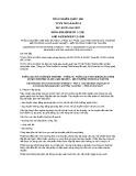 Tiêu chuẩn Quốc gia TCVN 7921-3-6:2014 - IEC 60721-3-6:1987