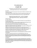 Tiêu chuẩn Quốc gia TCVN 7670:2007 - IEC 60081:2002