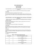Tiêu chuẩn Quốc gia TCVN 7702:2007