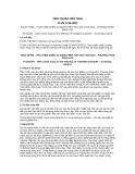 Tiêu chuẩn Việt Nam TCVN 7749:2007