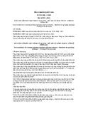 Tiêu chuẩn Quốc gia TCVN 7691:2007 - ISO 4703:2001