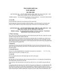 Tiêu chuẩn Quốc gia TCVN 7665:2007 - ISO 1460:1992