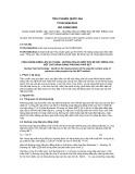 Tiêu chuẩn Quốc gia TCVN 9106:2011 - ISO 12800:2003