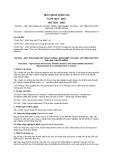 Tiêu chuẩn Quốc gia TCVN 7657:2007 - ISO 7216:1992