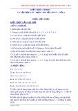 Kiến thức cơ bản và tập hợp các dạng bài tập Toán lớp 4
