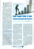 Việt Nam tiến 5 bậc trong bảng xếp hạng năng lực cạnh tranh toàn cầu