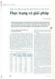 Mất cân đối trong thu hút FDI tại Việt Nam: Thực trạng và giải pháp