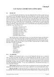 Bài giảng Đo lường và cảm biến: Chương 8 - ThS. Trần Văn Lợi
