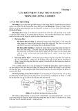 Bài giảng Đo lường và cảm biến: Chương 1 - ThS. Trần Văn Lợi