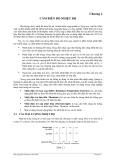 Bài giảng Đo lường và cảm biến: Chương 2 - ThS. Trần Văn Lợi