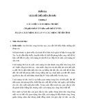 Giáo án Lịch sử lớp 10 Bài 29: Cách mạng Hà Lan và Cách mạng Tư sản Anh