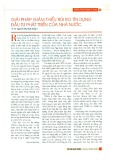 Giải pháp giảm thiểu rủi ro tín dụng đầu tư phát triển của Nhà nước
