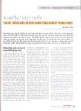 Xu hướng phát triển của hệ thống bảo hộ kiểu dáng công nghiệp trong nước