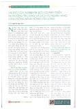 Vai trò của Agribank đối với phát triển thị trường tín dụng và dịch vụ ngân hàng vùng đồng bằng Sông Cửu Long