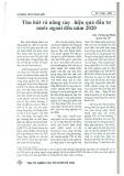 Thu hút và nâng cao hiệu quả đầu tư nước ngoài đến năm 2020