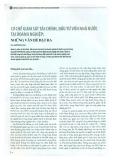 Cơ chế giám sát tài chính, đầu tư vốn nhà nước tại doanh nghiệp: Những vấn đề đặt ra