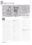 Một số vấn đề về xây dựng lối sống mới ở nông thôn Việt Nam hiện nay