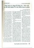 Minh bạch và công bố thông tin - Mấu chốt của đổi mới kinh tế và tài chính doanh nghiệp