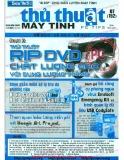 Bí kíp cho dân luyện máy tính thủ thuật máy tính: Thủ thuật RIP DVD chất lượng cao với dung lượng 700MB