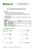 Hệ thống quy trình quản lý: Quy trình Sản xuất tại nhà máy