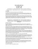Tiêu chuẩn Quốc gia TCVN 6853:2001