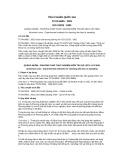 Tiêu chuẩn Quốc gia TCVN 6805:2001
