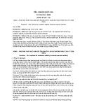 Tiêu chuẩn Quốc gia TCVN 6778:2006