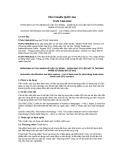 Tiêu chuẩn Quốc gia TCVN 7454:2012