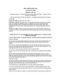 Tiêu chuẩn Quốc gia TCVN 6779:2008