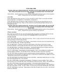 Tiêu chuẩn Việt Nam TCVN 7466:2005