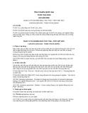 Tiêu chuẩn Quốc gia TCVN 7151:2010 - ISO 648:2008