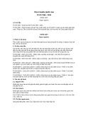 Tiêu chuẩn Quốc gia TCVN 7065:2010