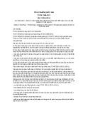 Tiêu chuẩn Quốc gia TCVN 7386:2011