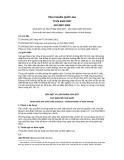 Tiêu chuẩn Quốc gia TCVN 6842:2007
