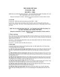 Tiêu chuẩn Quốc gia TCVN 6735:2000