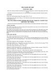 Tiêu chuẩn Việt Nam TCVN 7222:2002