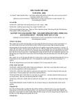 Tiêu chuẩn Việt Nam TCVN 6750:2000