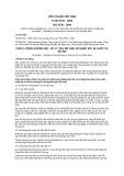 Tiêu chuẩn Việt Nam TCVN 6752:2000 - ISO 8756:1994
