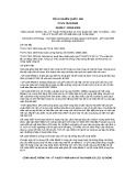 Tiêu chuẩn Quốc gia TCVN 7322:2009