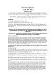 Tiêu chuẩn Quốc gia TCVN 7360:2008