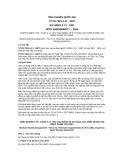 Tiêu chuẩn Quốc gia TCVN 7303-2-11:2007